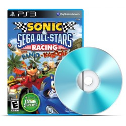 بازی Sonic All Stars Racing Transformed