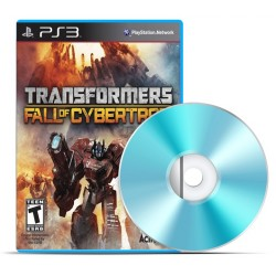 بازی Transformers: Fall of Cybertron