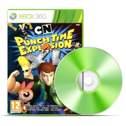 بازی Cartoon Network: Punch Time Explosion XL