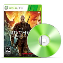 The Witcher 2 Assassins of Kings XBOX360