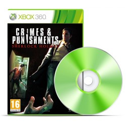 Sherlock Holmes Crimes and Punishments XBOX 360