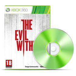 بازی The Evil Within XBOX360