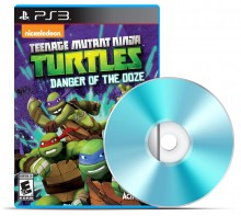 TMNT Danger of the Ooze PS3