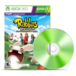 Rabbids Invasion XBOX360