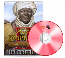 خرید بازی ایج آف امپایر Age of Empires II HD The African Kingdoms PC