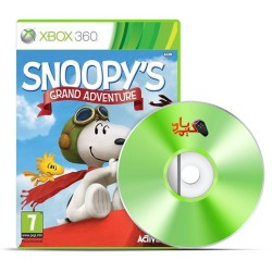 بازی The Peanuts Movie Snoopys Grand Adventure برای XBOX360