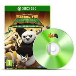 بازی Kung Fu Panda Showdown of Legendary Legends برای XBOX360