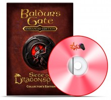 بازی Baldurs Gate Siege of Dragonspear کامپیوتر