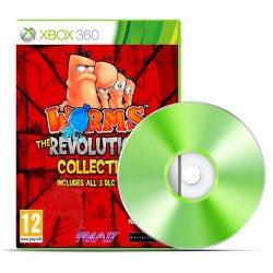 بازی WORMS: THE REVOLUTION COLLECTION