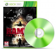 بازیRAMBO THE VIDEO GAME