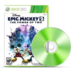 بازی Epic Mickey 2: The power Of Two