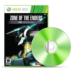 بازی ZONE OF THE ENDERS HD COLLECTION