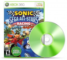 بازی Sonic & All-Stars Racing Transformed