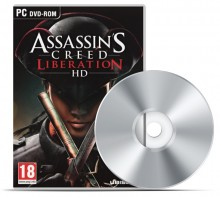 بازی Assassins Creed Liberation HD
