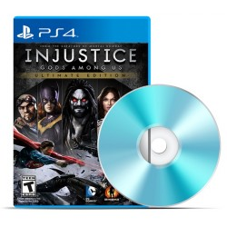 بازي INJUSTICE: GODS AMONG US
