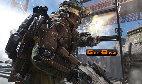 خرید بازی Call Of Duty Advanced Warfare