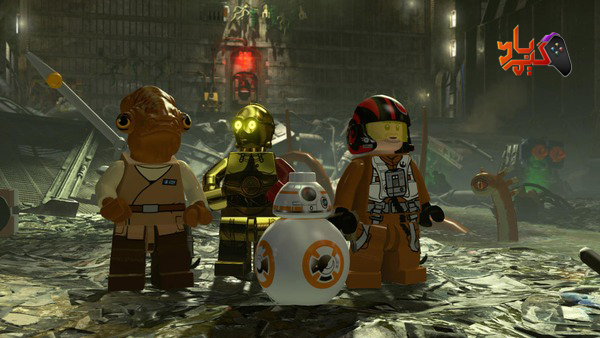 خرید بازی LEGO Star Wars The Force Awakens