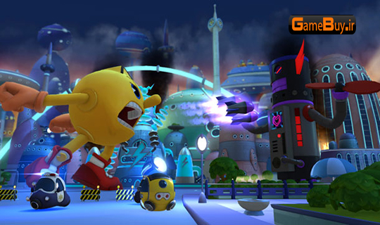 خرید بازی Pac Man And The Ghostly Adventures 2
