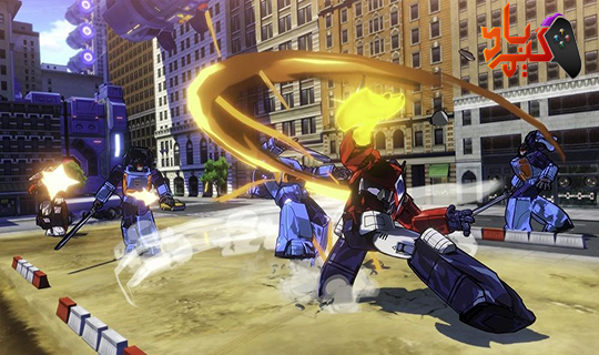خرید بازی Transformers Devastation XBOX 360